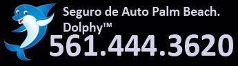 Seguros Autos, Carros, Aseguranzas PALM BEACH FL. Dolphy™